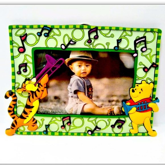 Winnie the Pooh and Friends Hanging Photo Frame